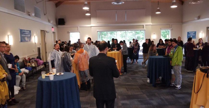 Graduation Ceremony Reception: Sociology Department Holds Its Inaugural Graduation
