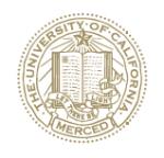 UC Merced graduate student Carolina Molina